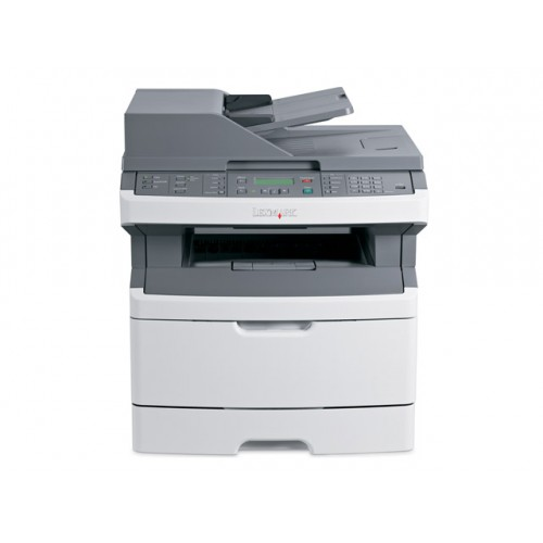 Multifunctionala laser monocrom Lexmark X363DN refurbished