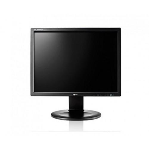 "Monitor 19"" TFT LG, Black Silver Box refurbished"