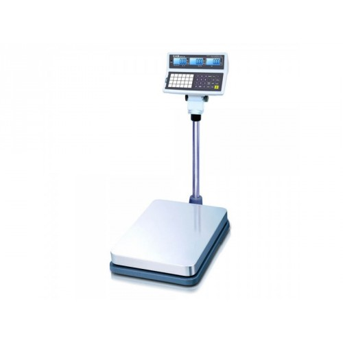 Cantar tip platforma cu numarare si acumulator CAS - EB 60kg