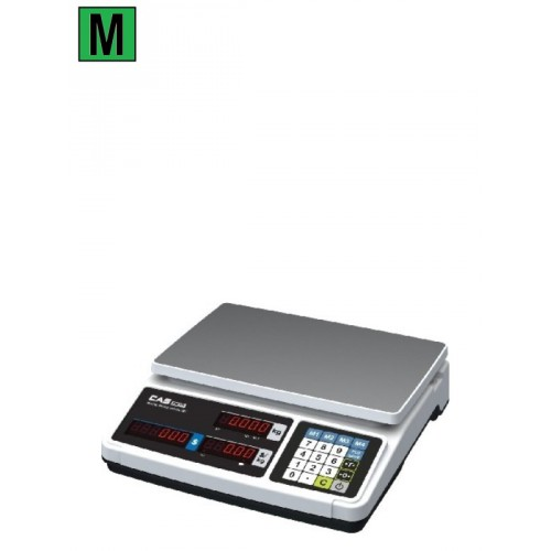 Cantar electronic CAS PR Plus 15/30kg
