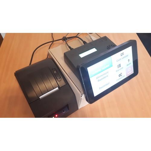 Casa de marcat computerizata Anzi Soft POS R314 Xchange - printata 3D