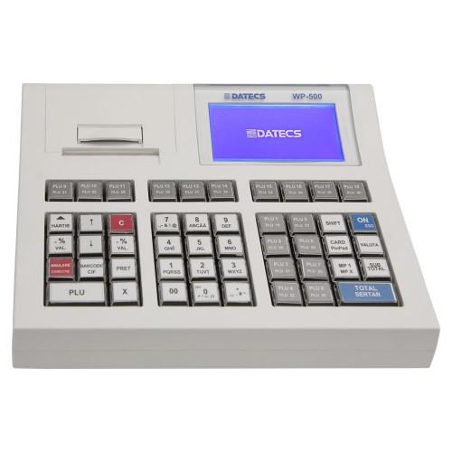 Datecs WP500 cu GSM/GPRS, LAN, RS-232, mini-USB, port sertar, SDCard 16GB