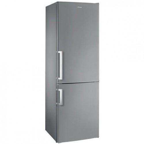 Combina frigorifica Candy CSSM 6182XH, 300 L, Clasa A+, H 185, Inox