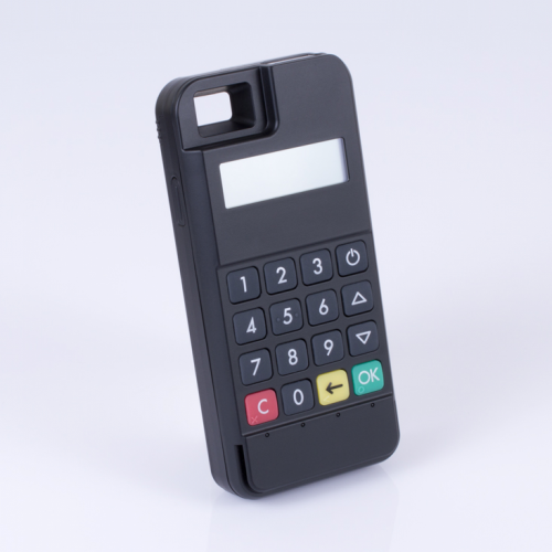 Datecs BluePad-500 2D NL BT NFC