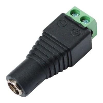 Accesoriu supraveghere PXW PW-GRM, conector DC mama