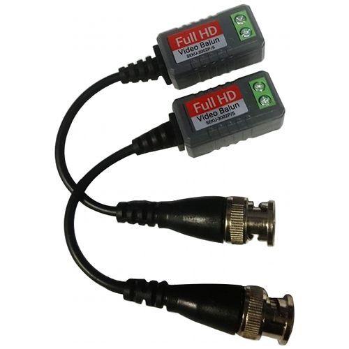 Accesoriu PXW Set videobalun pasiv SEKU-3002P/S, Full HD
