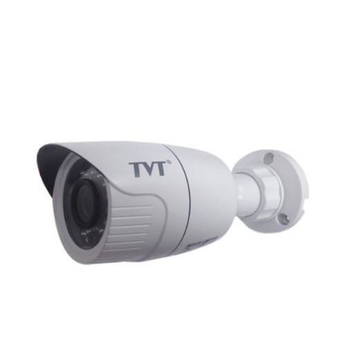 Camera TVT TD-7411ASL, AHD, Bullet, 1MP 720P, CMOS OV 1/4 inch, 2.8mm, 30 LED, IR 20m, carcasa metal