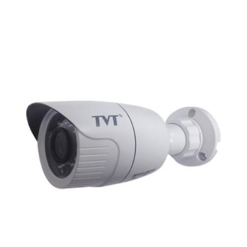 Camera TVT TD-7411ASL, AHD, Bullet, 1MP 720P, CMOS OV 1/4 inch, 2.8mm, 30 LED, IR 20m, carcasa metal