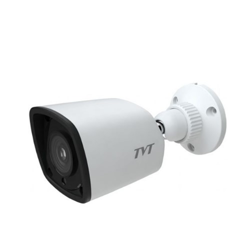 "Camera bullet TVT AHD,2MP 1080P@30fps, CMOS Sony 1/2.9"" ,3.6mm , 24LED, IR 20M, carcasa metal"