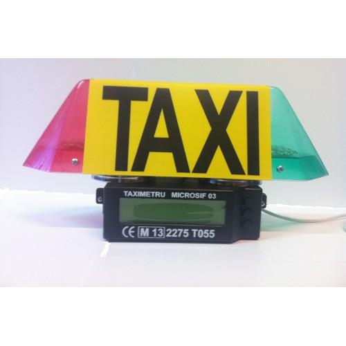 Taximetru fiscal Microsif 03