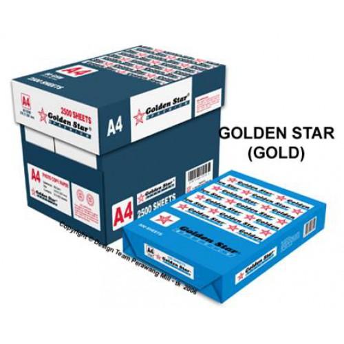 Hartie 500 pagini 80gr Golden Star